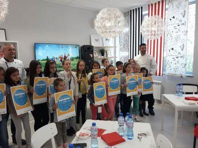 """Участие в националната програма """"По-здрави деца"""" на NESTLE - Изображение 1"""