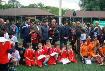 Мини световно първенство по футбол Grassroots - Изображение 3