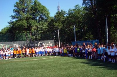 Мини световно първенство по футбол Grassroots - Изображение 4