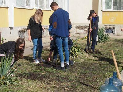 Проект за озеленяване и възстановяване на екозона за отди - Изображение 6