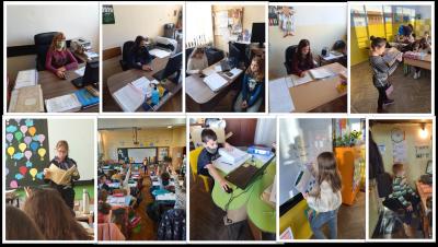 Денят на самоуправлението през очите на учениците в 40 СУ - Изображение 1