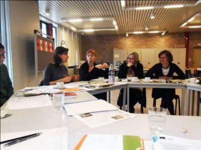 """Първа среща в Белгия - Проект """"Кoменски"""" - Изображение 1"""