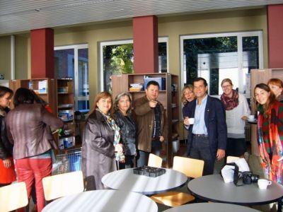 """Първа среща в Белгия - Проект """"Кoменски"""" - Изображение 3"""