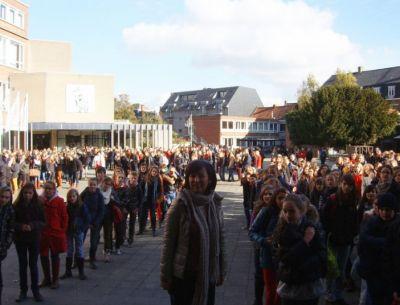 """Първа среща в Белгия - Проект """"Кoменски"""" - Изображение 4"""