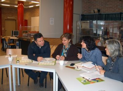 """Първа среща в Белгия - Проект """"Кoменски"""" - Изображение 5"""